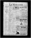 Le Messager, 17e N41, (08/04/1896) by Le Messager