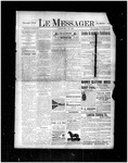 Le Messager, 17e N42, (08/07/1896) by Le Messager
