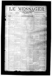 Le Messager, V8 N10, (06/02/1887)