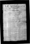 Le Messager, V8 N11, (06/09/1887)