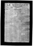 Le Messager, V8 N12, (06/16/1887)