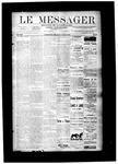 Le Messager, V8 N15, (07/07/1887)