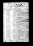 Le Messager, V8 N16, (07/14/1887)