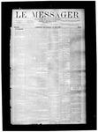 Le Messager, V8 N21, (08/19/1887)
