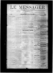 Le Messager, V8 N26, (09/22/1887) by Le Messager