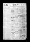 Le Messager, V8 N30, (10/20/1887) by Le Messager