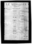 Le Messager, V8 N31, (10/27/1887)