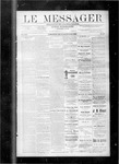 Le Messager, V8 N45, (02/02/1888) by Le Messager