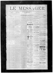 Le Messager, V8 N47, (02/16/1888) by Le Messager