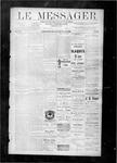Le Messager, V8 N48, (02/23/1888)