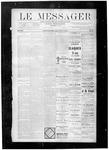Le Messager, V8 N51, (03/15/1888)