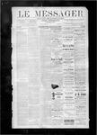 Le Messager, V8 N52, (03/22/1888)