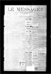 Le Messager, V9 N02, (04/05/1888)