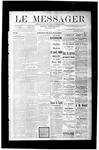 Le Messager, V9 N03, (04/12/1888)
