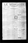 Le Messager, V9 N04, (04/19/1888)
