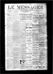 Le Messager, V9 N08, (05/17/1888)