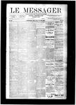 Le Messager, V9 N10, (05/31/1888)
