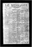 Le Messager, V9 N11, (06/07/1888)
