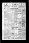 Le Messager, V9 N13, (06/21/1888)