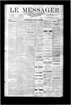 Le Messager, V9 N14, (06/28/1888)