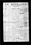 Le Messager, V9 N15, (07/05/1888)
