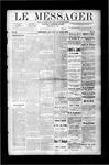 Le Messager, V9 N17, (07/19/1888)