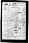Le Messager, V9 N19, (08/02/1888)