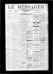 Le Messager, V9 N22, (08/23/1888)