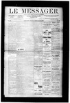 Le Messager, V9 N26, (09/20/1888)