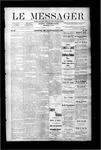 Le Messager, V9 N27, (09/27/1888)