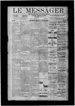 Le Messager, V9 N28, (10/04/1888)
