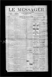 Le Messager, V9 N30, (10/18/1888)