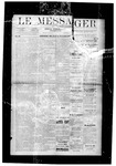 Le Messager, V9 N32, (11/01/1888)