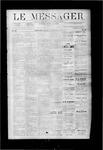 Le Messager, V9 N34, (11/15/1888)