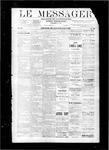 Le Messager, V9 N36, (11/29/1888)