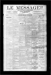 Le Messager, V9 N46, (02/07/1889)