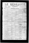 Le Messager, V9 N47, (02/14/1889)
