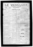 Le Messager, V9 N50, (03/07/1889)