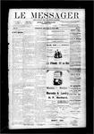 Le Messager, V10 N03, (04/11/1889)