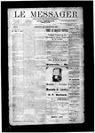 Le Messager, V10 N04, (04/18/1889)