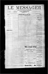 Le Messager, V10 N08, (05/16/1889)