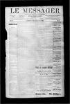 Le Messager, V10 N11, (06/06/1889)