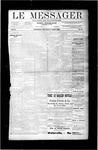 Le Messager, V10 N15, (07/04/1889)