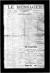 Le Messager, V10 N17, (07/18/1889)