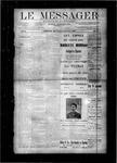 Le Messager, V10 N26, (09/19/1889)