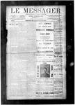 Le Messager, V10 N27, (09/26/1889)