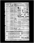 Le Messager, 14e N78, (12/29/1893)