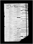 Le Messager, 14e N97, (03/09/1894)