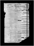 Le Messager, 14e N98, (03/13/1894)