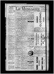 Le Messager, 15e N3, (04/10/1894)